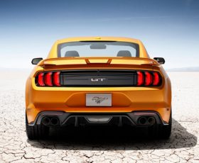 Essen Motor Show: Ford Mustang GT4-Rennversion